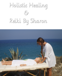 REIKI BY SHARON